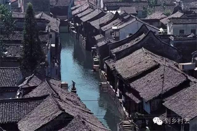 设计酱:忘记乌镇、西塘、周庄吧!这些古镇古村,很美很冷门!_35