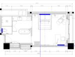 [惠州]5星现代简约客房室内软装设计方案