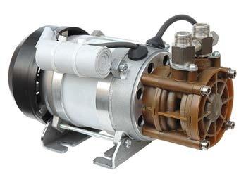 CEME旋涡泵适用于水、低腐蚀/磨损流体