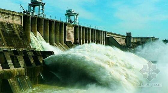 项目监理机构管理体系资料下载-[知名监理]大型水利工程项目监理投标文件(大量附图)