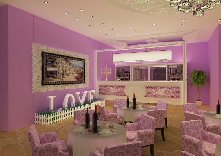 普罗旺斯餐厅_3