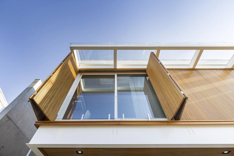 结构与空间融合的JardimdoSol住宅-5