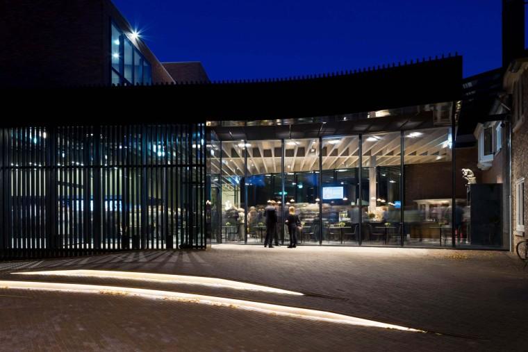 荷兰辛格拉伦博物馆新建剧院-5