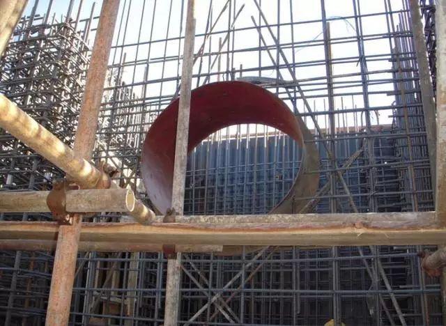 机电工程管道预留预埋施工工艺标准化做法图解_10