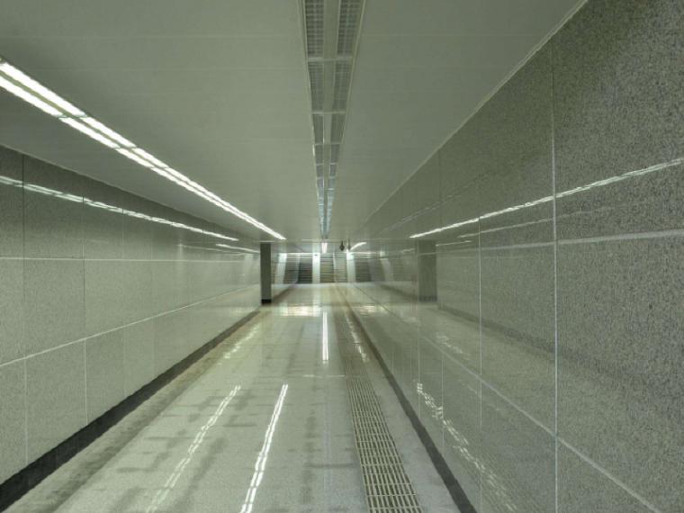 [重庆]轨道交通地下通道施工组织设计