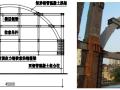 高层建筑大跨度拱架结构设计