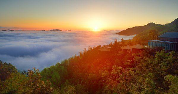 木屋民宿,置身360°自然美景_79