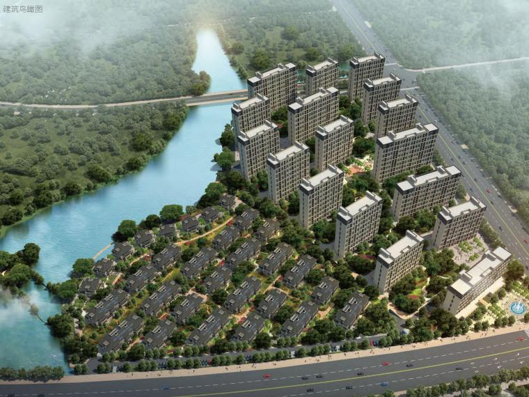 [苏州]里城高新区城市景观规划设计方案(现代风格)