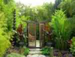 筑一道花园围栏,屏蔽尘世的喧嚣