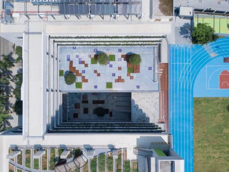 深圳海岸小学—校园景观设计