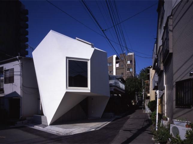日本矿石之家住宅-日本矿石之家住宅第1张图片