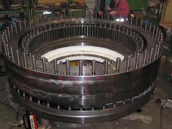 隧道施工讲义第十二章掘进机与盾构