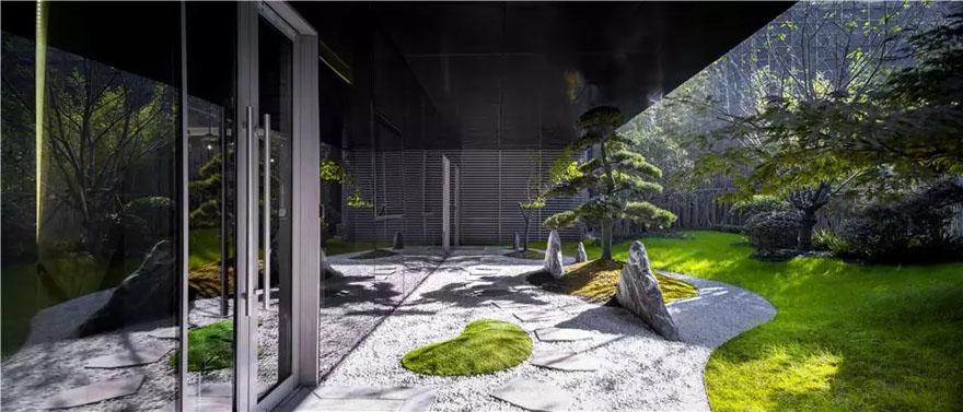 上海保利首创颂展示区景观-10