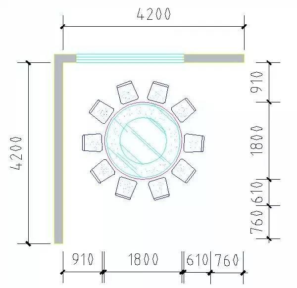 最全户型房间尺寸分析,设计师必备!_2