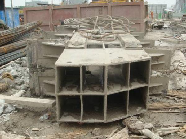 [杭州]地铁站超宽超深地下连续墙施工工艺