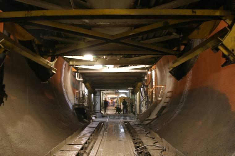 [大伙房]输水工程长大隧道TBM快速掘进施工技术