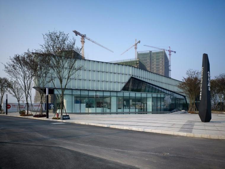 杭州富春硅谷销售展示中心_4