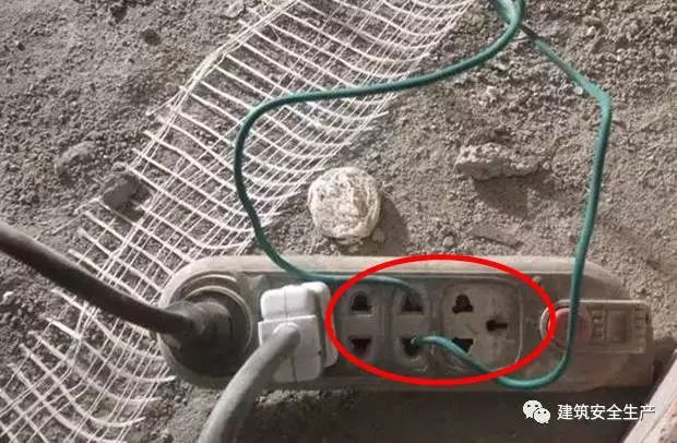 水利施工现场这些临时用电行为统统要不得!_9