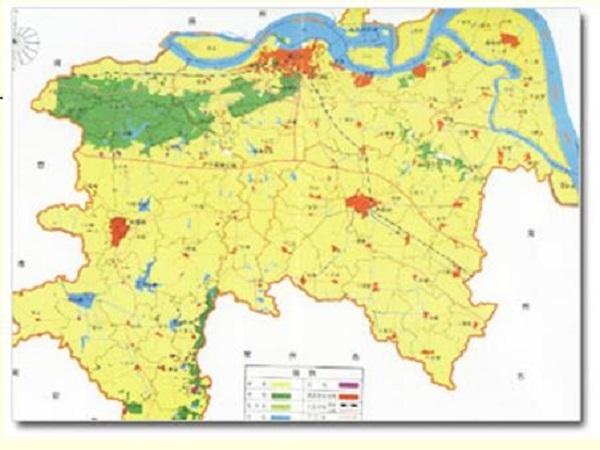 土地利用专项规划(基本农田规划)Word版(共60页)