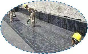 屋面SBS卷材防水详细施工工艺图解及细部做法_7