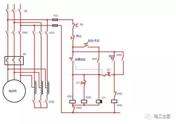 接触器控制电路?这篇文章足矣_36