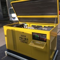 30KW无人值守汽油发电机价格