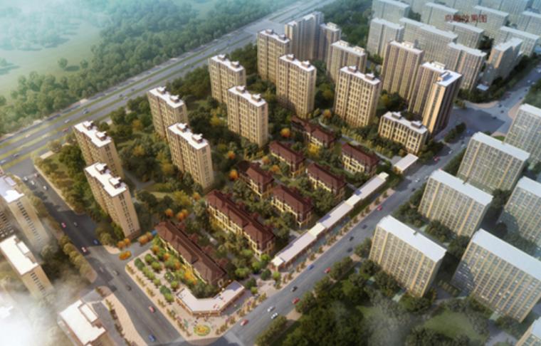 中建三局配建公共租赁住房项目一标段地下室防水施工方案