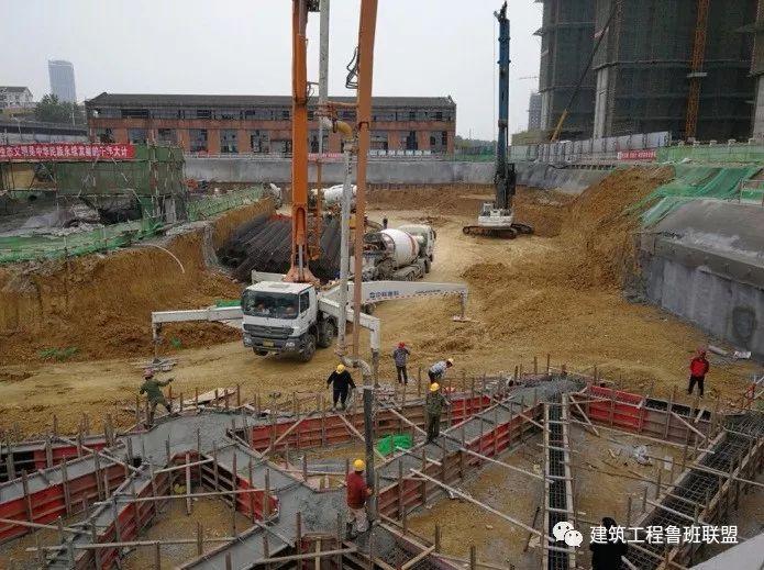 """深基坑""""样板工程""""如何做?来城建北方现场看一看!_29"""