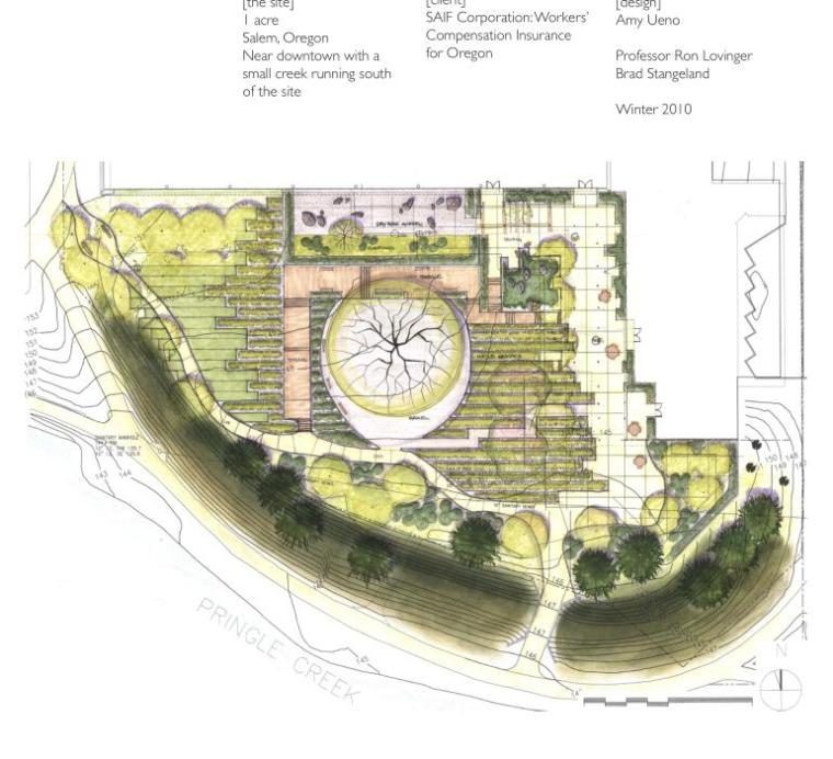 景观建筑学学士方案设计作品集PDF(42页)-2