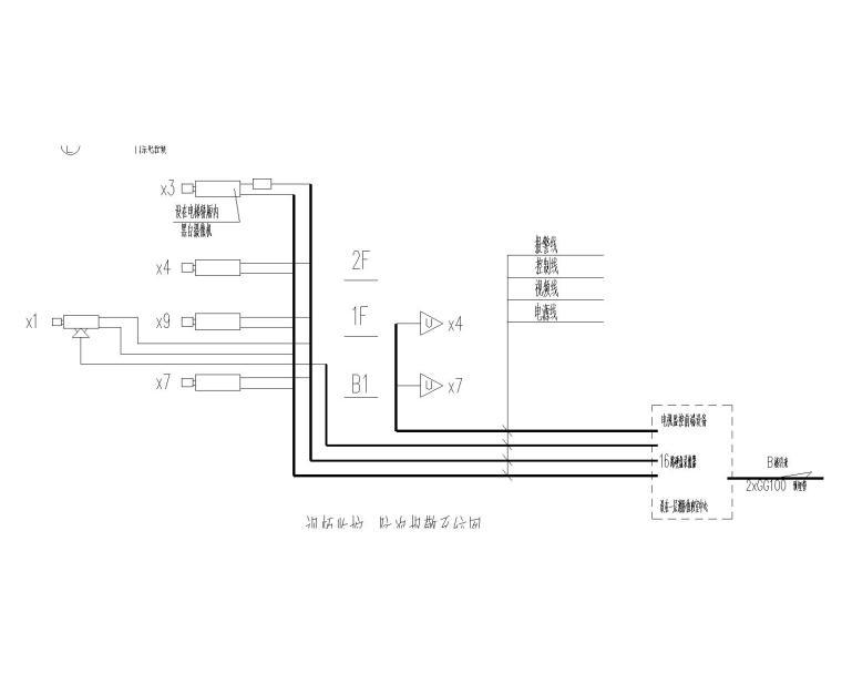 嘉定精品酒店电气施工图(10kv/0.4kv变配电,防雷与接地,二次原理图)_6