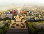 [重庆]办公及文化休闲功能文化创意产业园设计(含CAD及文本)