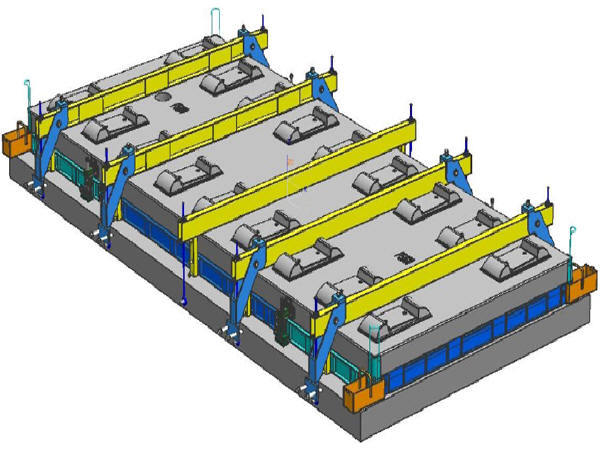 II型板式无砟轨道板图资料下载-CRTSⅢ型板式无砟轨道自密实混凝土技术要点培训(80页PPT)