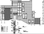 某小区别墅建筑施工图