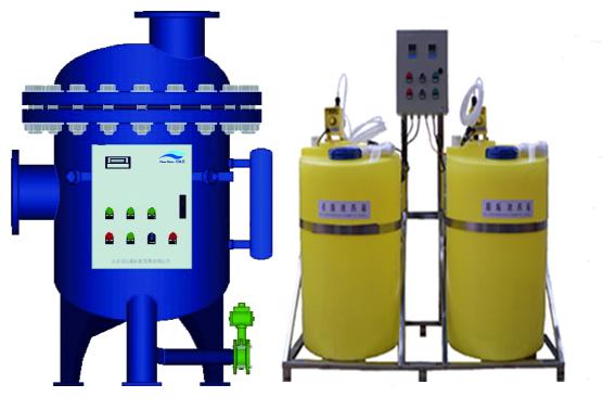 物化全程综合水处理器的选型