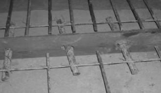 26cm连续配筋混凝土路面摊铺要点