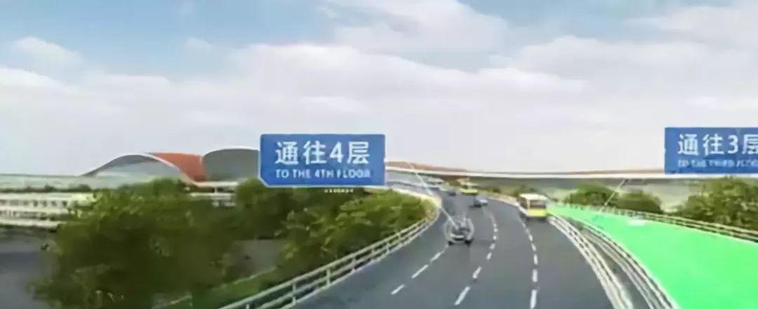 """中国最""""魔幻""""的北京大兴国际机场试飞了!黑科技满满…_35"""