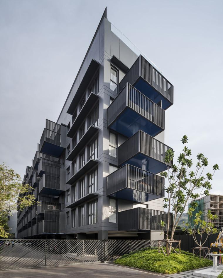 泰国七层公寓-2