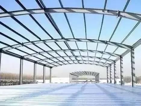 不同项目的大跨度钢结构施工要点,合理设计应做好哪些?_4