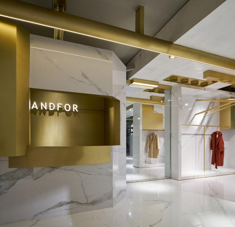 杭州ANDFOR服装品牌展厅-15
