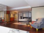 【住宅】三里屯私人公寓设计效果图