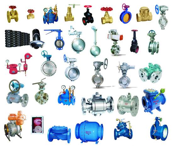 给排水管道阀门选择及各种阀门优缺点