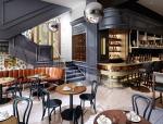 英伦风拿铁咖啡厅