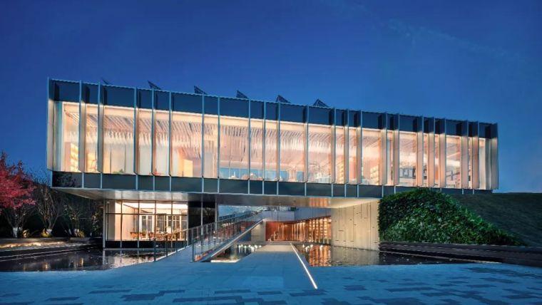 1500 m² 最美云中图书馆设计,美得不可方物!