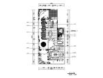【广东】现代风格别墅样板间CAD施工图(含效果图)