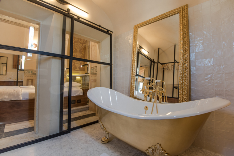 意大利AlbergoVillaMarta酒店-11