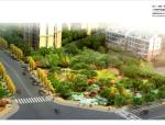 [四川]成都锦江区川师西环线道路景观设计方案文本(公园)