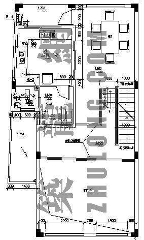 某公寓户型设计方案