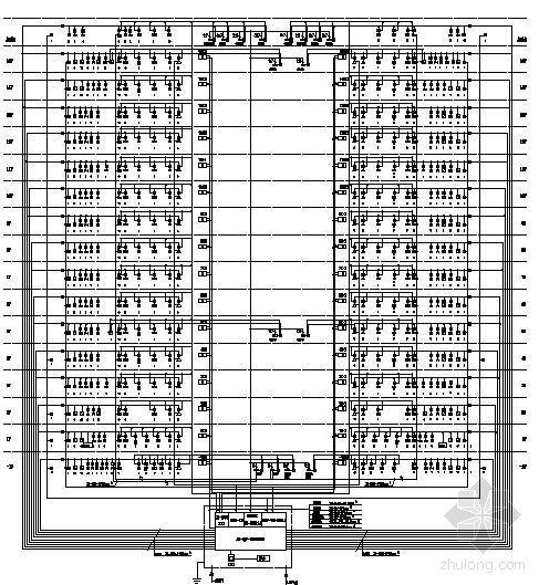 火灾报警系统系统图