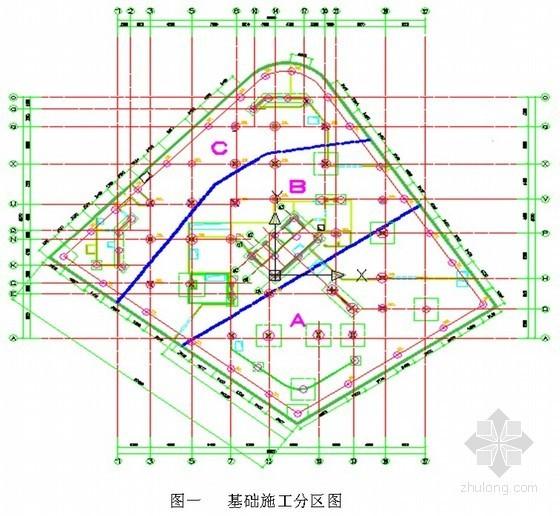 [广东]住宅工程大体积混凝土施工方案(计算书)