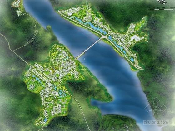 """[浙江]""""五美""""香莲特色乡村景观规划方案"""